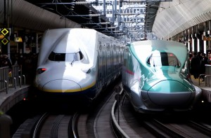 Japan Travel Tips-Bullet train from Tokyo to Osaka-